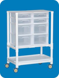 Nursing Supply Cart