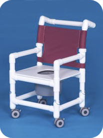Pediatric/Youth/Petites Shower Chair Commode
