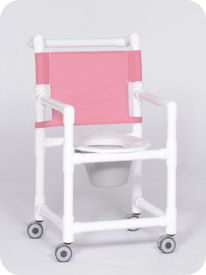 Original/SlantSeat Shower Chair Commode