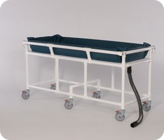 Mobile Bath Bed